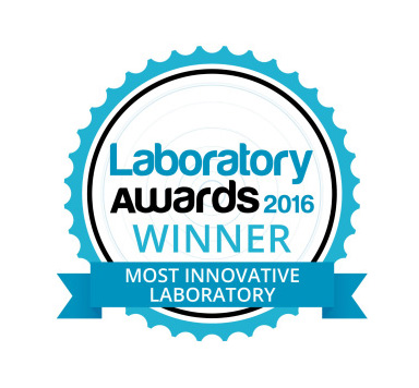 Laboratory Awards 2016 Winner